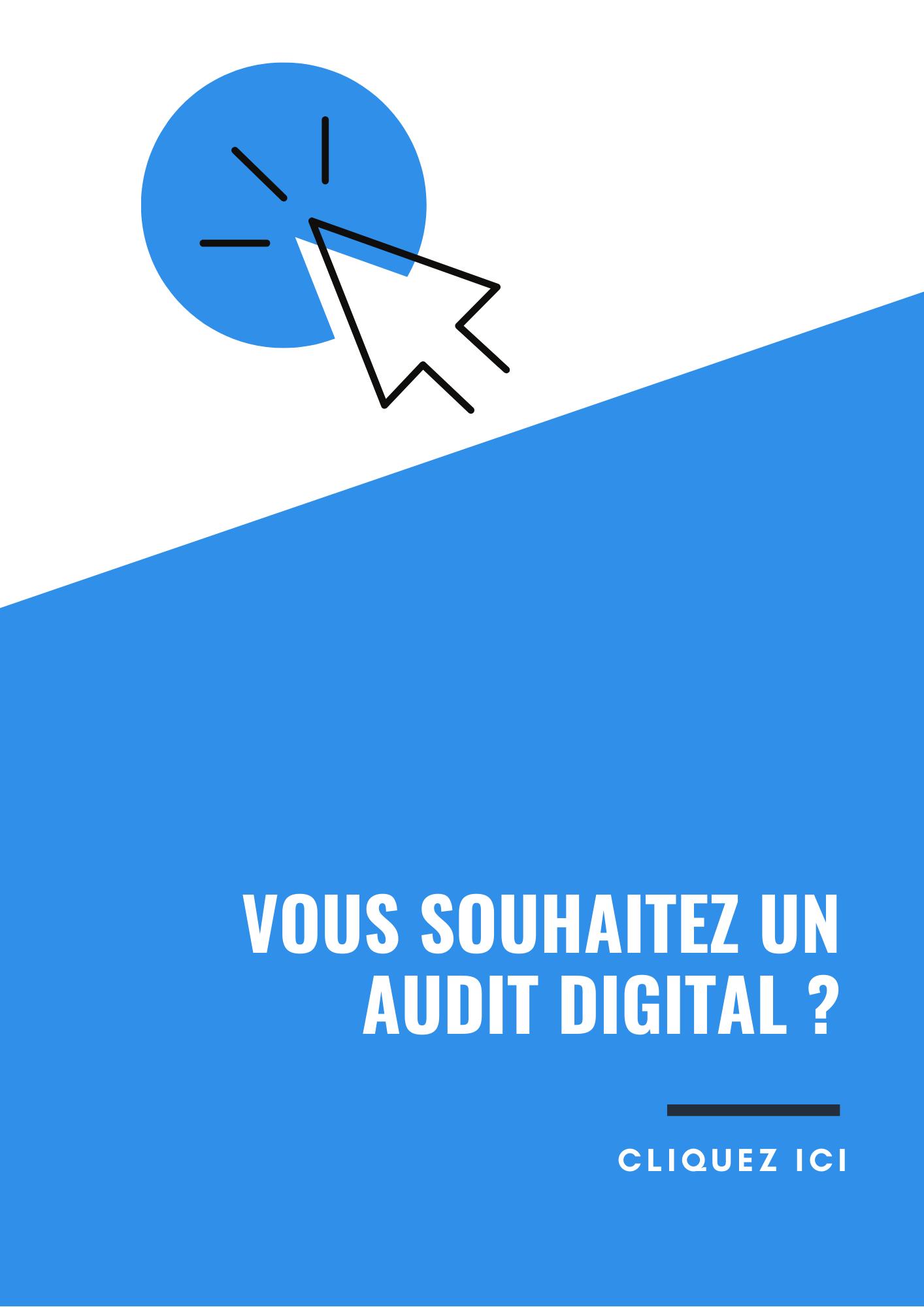 audit digital oui digitalise